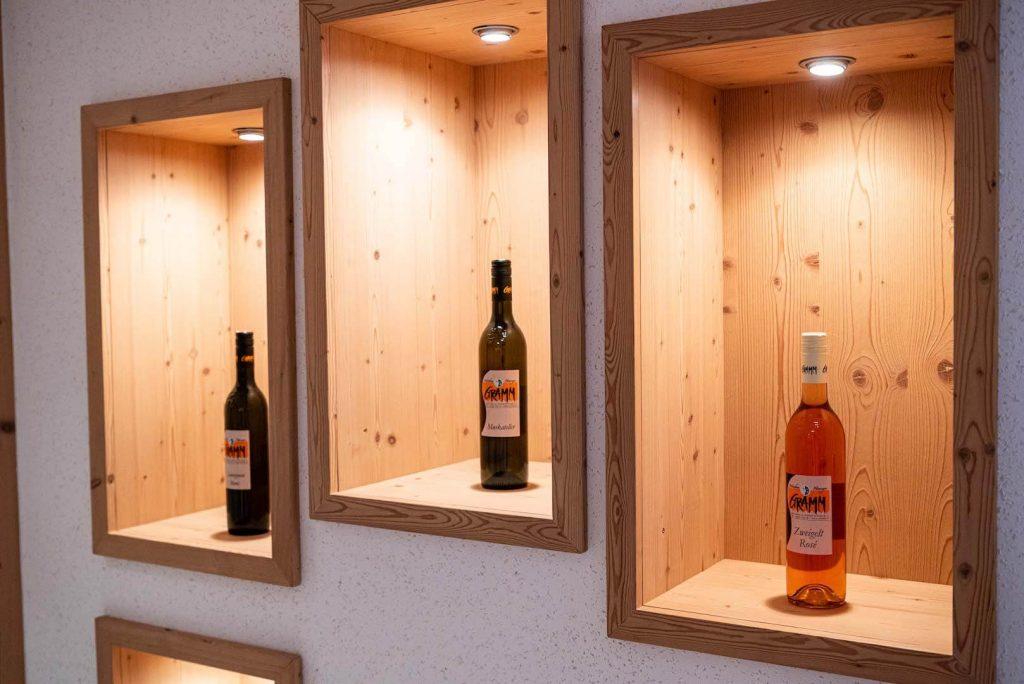 Gramm Weinausstellung